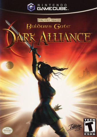 Baldur's Gate: Dark Alliance - GameCube [USED]