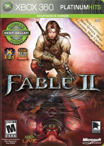 Fable II (Platinum Hits) - Xbox 360