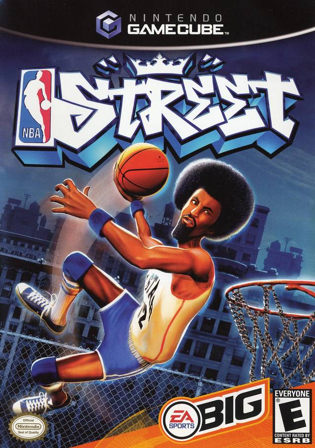 NBA Street - GameCube [USED]