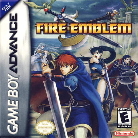 Fire Emblem - Game Boy Advance [NEW]