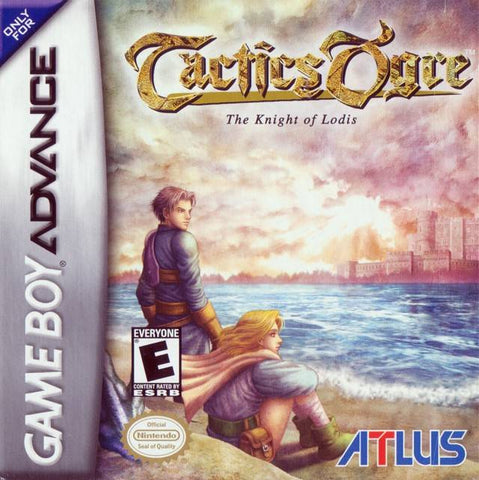 Tactics Ogre: The Knight of Lodis - Game Boy Advance [USED]