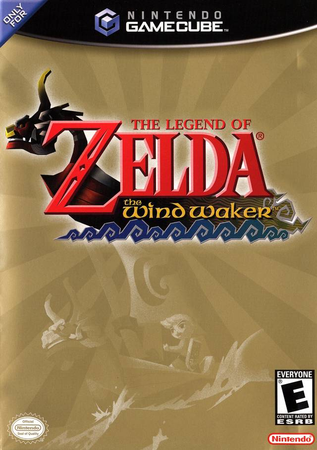 The Legend of Zelda: The Wind Waker - GameCube [USED]