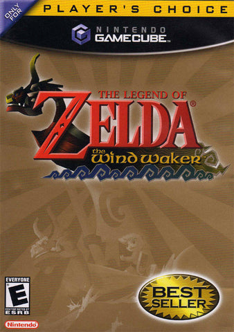 The Legend of Zelda: The Wind Waker (Player's Choice) - GameCube Pre-Owned