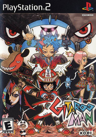 Gitaroo Man - PlayStation 2