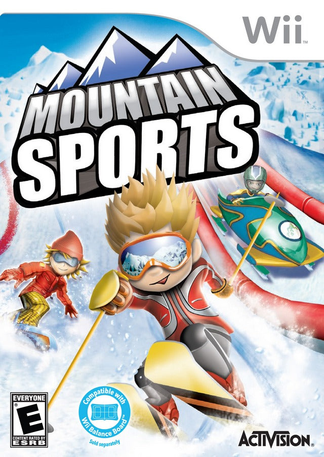 Mountain Sports - Nintendo Wii [USED]