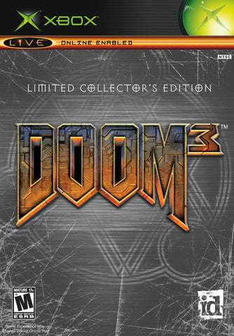 Doom 3 (Limited Collector's Edition) - Xbox