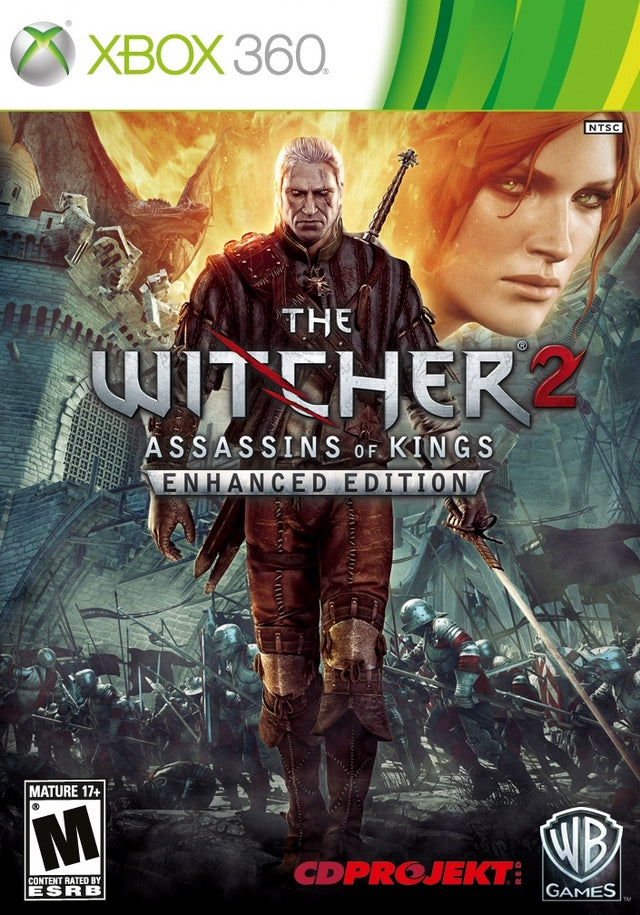 The Witcher 2: Assassins of Kings (Enhanced Edition) - Xbox 360