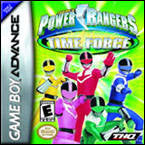Power Rangers: Time Force - Game Boy Advance (Action, 2001, US )
