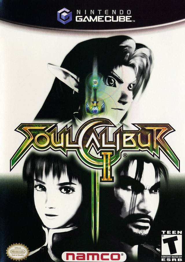 SoulCalibur II - GameCube [USED]