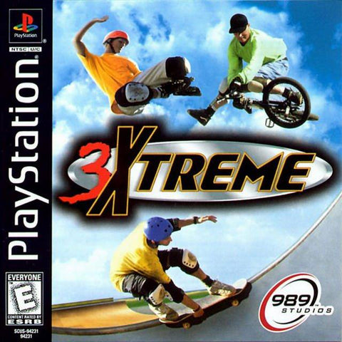 3Xtreme - PlayStation