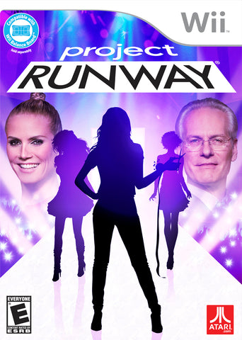 Project Runway - Nintendo Wii [USED]