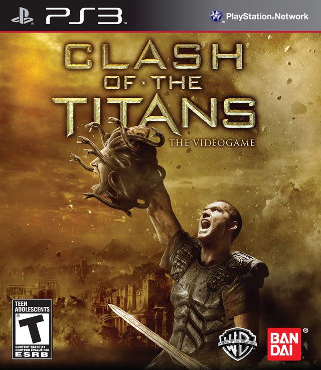 Clash of the Titans - PlayStation 3
