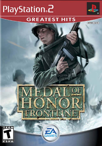 Medal of Honor Frontline (Greatest Hits) - PlayStation 2