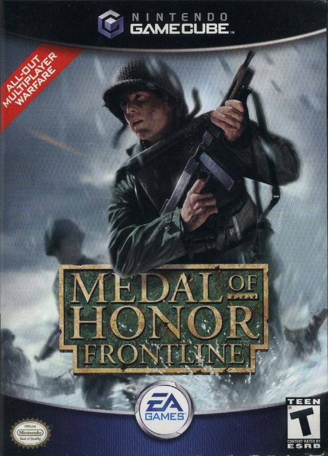 Medal of Honor: Frontline - GameCube [USED]