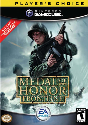 Medal of Honor: Frontline ( Player's Choice )- GameCube