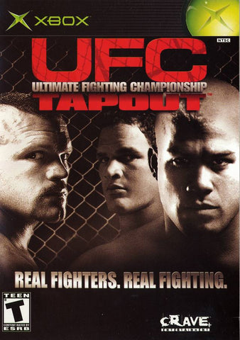 Ultimate Fighting Championship: Tapout - Xbox