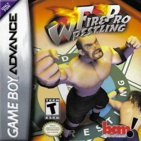 Fire Pro Wrestling - Game Boy Advance [NEW]