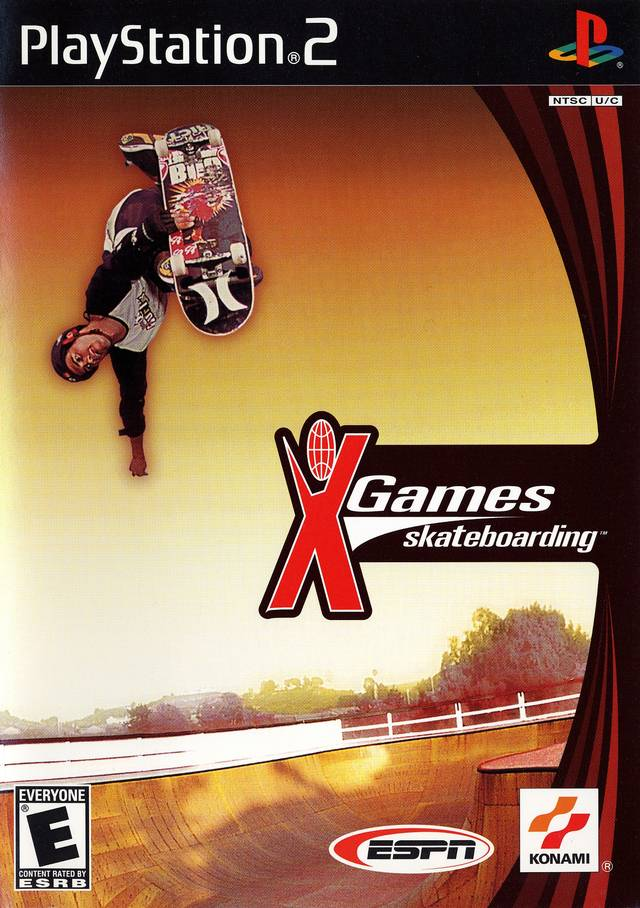 ESPN X Games Skateboarding - PlayStation 2