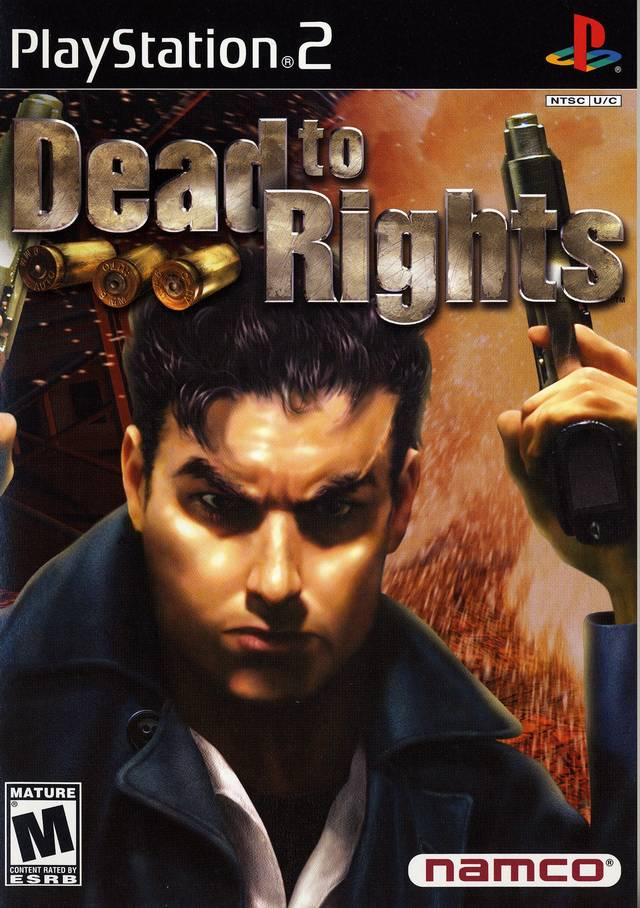 Dead to Rights - PlayStation 2