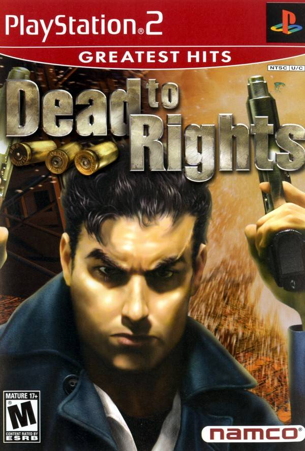 Dead to Rights (Greatest Hits) - PlayStation 2