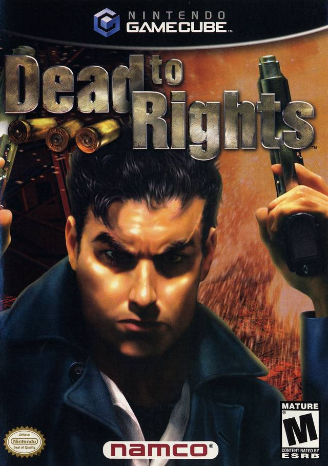 Dead to Rights - GameCube [USED]