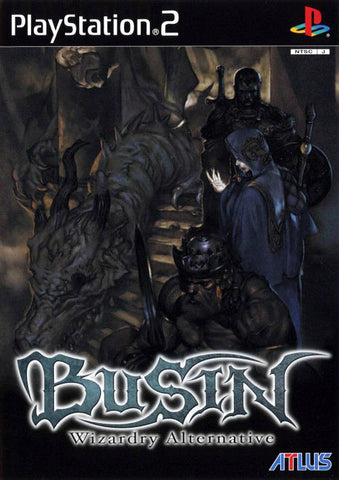 Busin: Wizardry Alternative - PlayStation 2 (Japan)