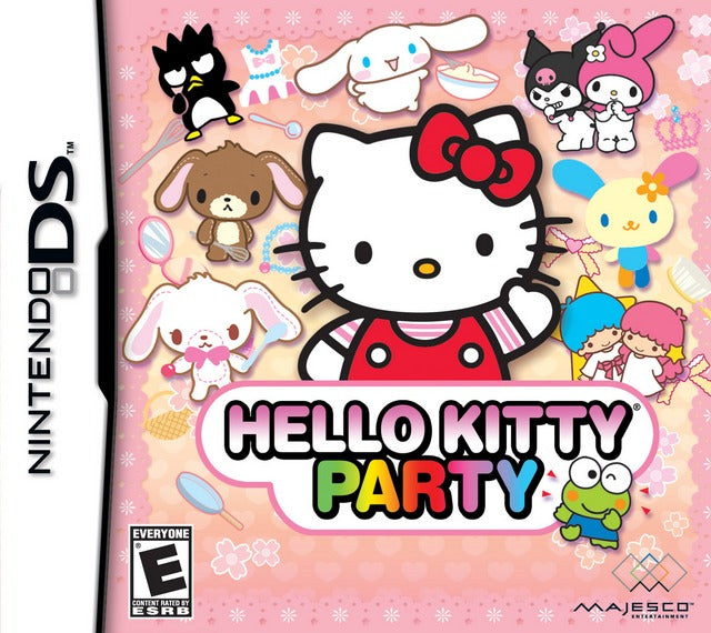 Hello Kitty Party - Nintendo DS