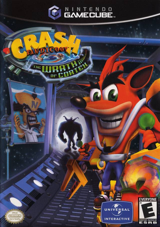 Crash Bandicoot: The Wrath of Cortex - GameCube [USED]