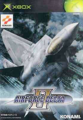 AirForce Delta II - Xbox (Japan)