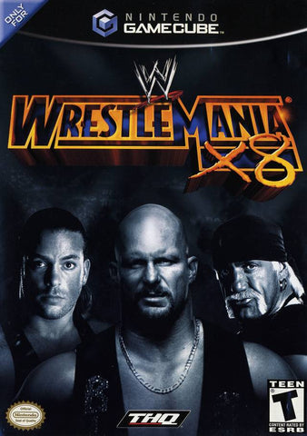 WWE WrestleMania X8 - GameCube [USED]