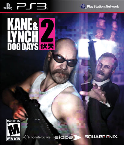 Kane & Lynch 2: Dog Days - PlayStation 3