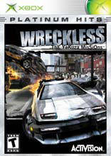 Wreckless: The Yakuza Missions (Platinum Hits) - Xbox