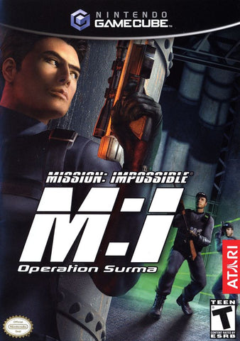 Mission: Impossible: Operation Surma - GameCube [USED]