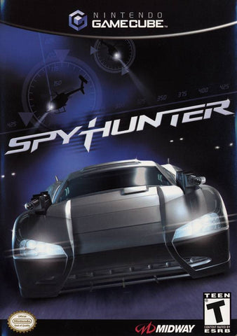 Spy Hunter - GameCube [USED]