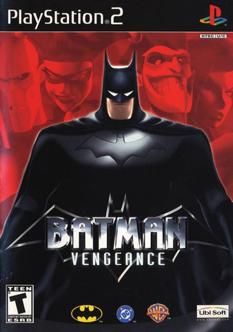 Batman: Vengeance - PlayStation 2