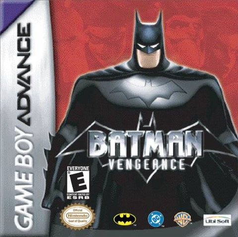 Batman: Vengeance - Game Boy Advance [USED]