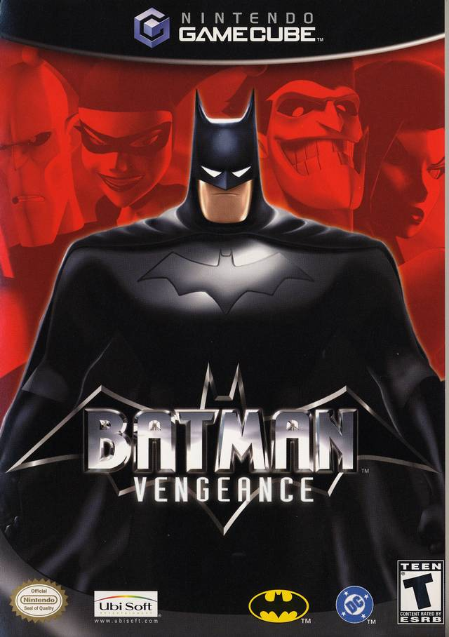 Batman: Vengeance - GameCube [USED]