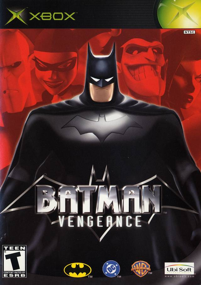 Batman: Vengeance - Xbox
