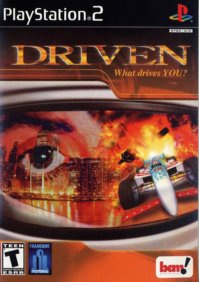 Driven - PlayStation 2