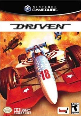 Driven - GameCube [USED]