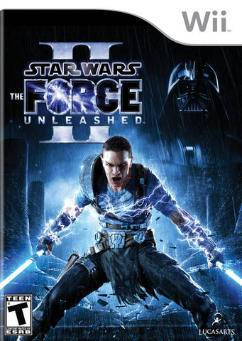 Star Wars: The Force Unleashed II - Nintendo Wii [USED]
