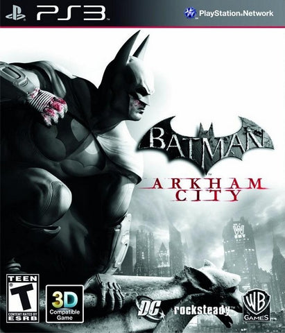 Batman: Arkham City - PlayStation 3