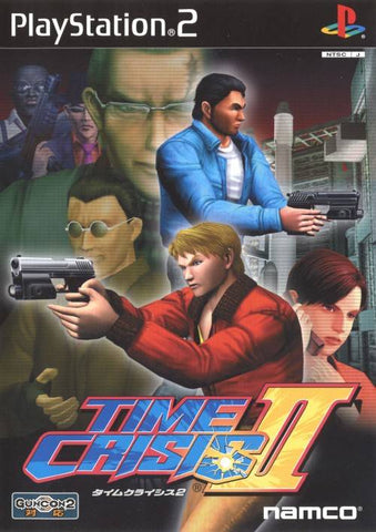 Time Crisis 2 - PlayStation 2 (Japan)