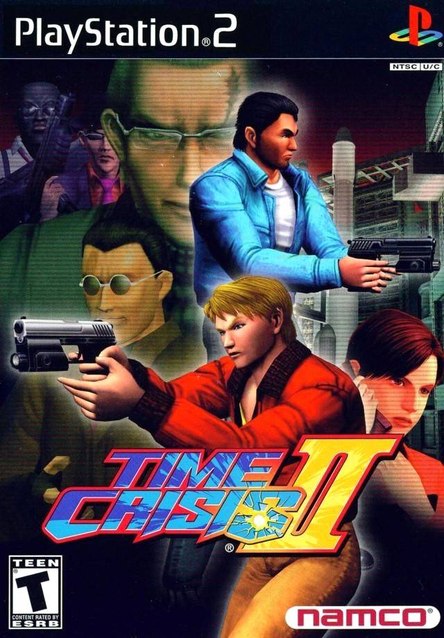 Time Crisis II - PlayStation 2