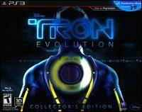 TRON: Evolution (Collector's Edition) - PlayStation 3