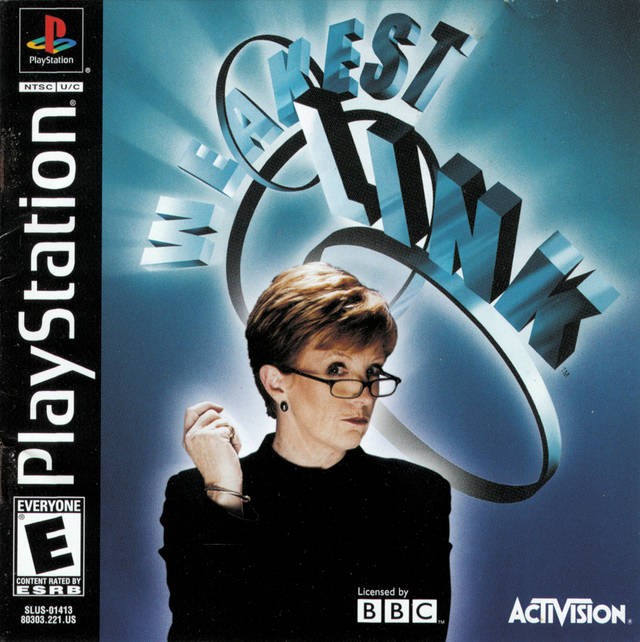 The Weakest Link - PlayStation