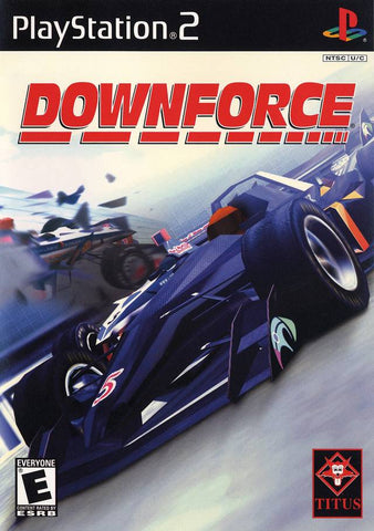 Downforce - PlayStation 2