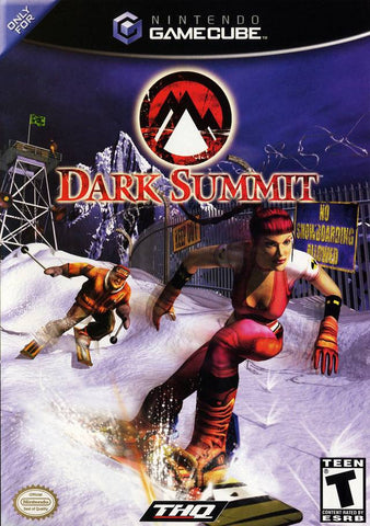 Dark Summit - GameCube [USED]