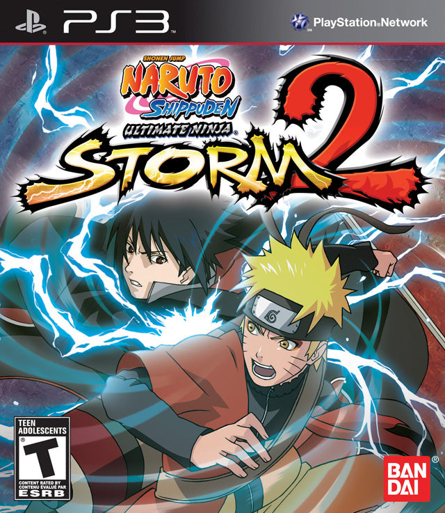 Naruto Shippuden: Ultimate Ninja Storm 2 - PlayStation 3