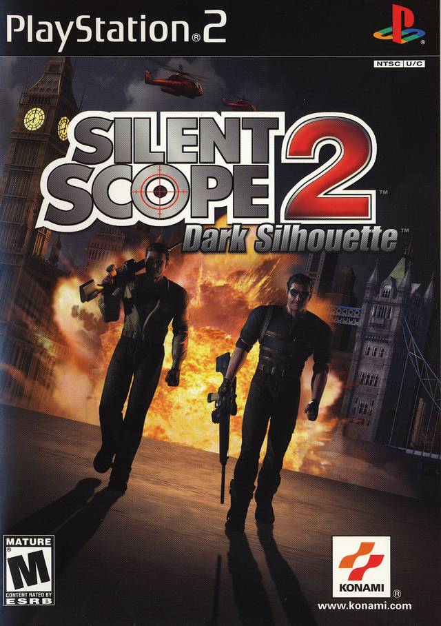 Silent Scope 2: Dark Silhouette - PlayStation 2